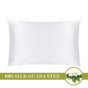 Mommesilk Mulberry Silk Pillowcase With Hidden Zipper