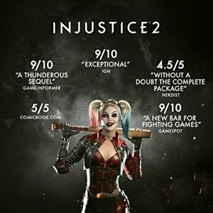 Microsoft Xbox One - Injustice 2 - Standard Edition