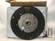 Remanufactured David Brown Tractor Clutch Disc 12 1 18 10 Spline 1210