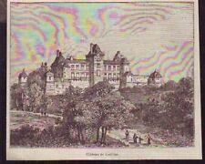 1888  --  CHATEAU DE CADILLAC  S261