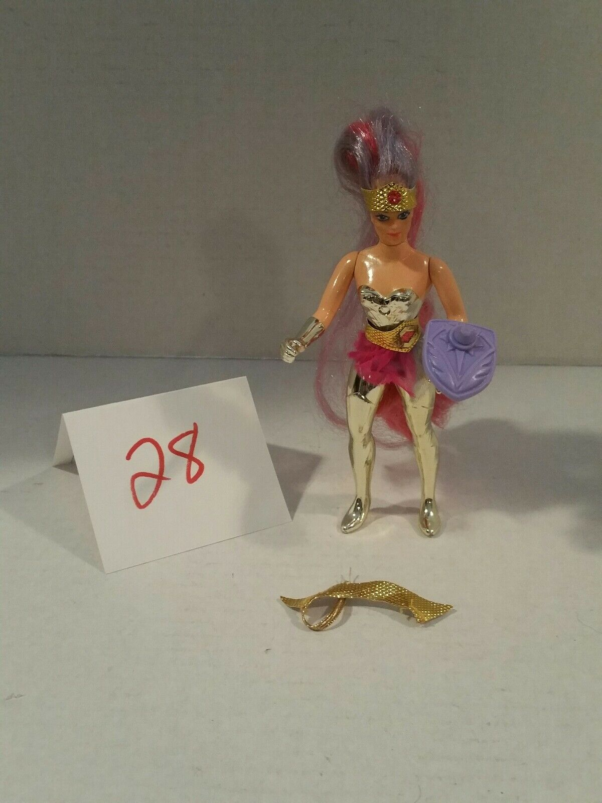 Vintage She-Ra ENTRAPTA Doll Vintage Action Figure MOTU 1984 Mattel Mattel Mattel 186e6b