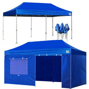 Ez Up Canopy 10x20 >> Details About 10x20 Waterproof Ez Pop Up Canopy Wedding Party Tent Patio Shade Shelter Gazebo