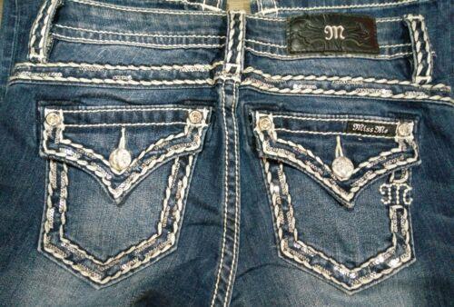 Triangle Femmes Paillettes Miss 30 Bling A103 X à Épaisses Jeans Me 24 Bottes Poches F8Ezw8