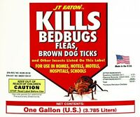 J T Eaton Bedbug Spray Insect Repellent Oil Based + Sprayer Attachment Bedroom