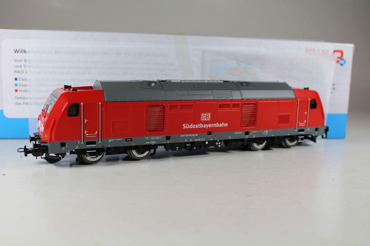 PIKO 52519 DIESEL BR 245 012-0 DB AG, Ep. vi,  sudest Baviera Ferrovie, AC Digital.