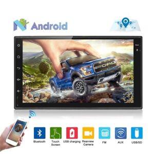 Android-8-0-AUTORADIO-mit-Navigation-NAVI-BLUETOOTH-USB-GPS-2-doppel-DIN-MP3-usb