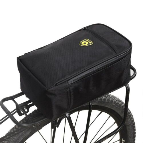 B-SOUL Bicycle Bike Trunk Bag Pannier Saddle Bag Luggage Carrying Bag Waterproof
