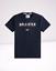 Hollister-Men-039-s-logo-Applique-T-shirt-Graphique-A-Manches-Courtes-T-shirt-livraison-gratuite miniature 9