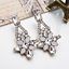 1Pair-Women-Multicolor-Rhinestone-Crystal-Resin-Ear-Stud-Eardrop-Dangle-Earring thumbnail 20