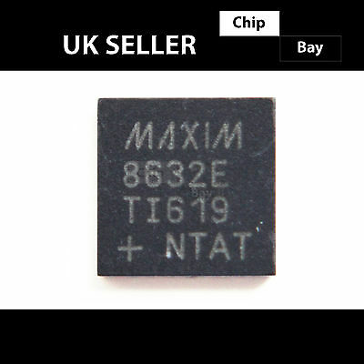 MAX8632E MAX8632 Integrated DDR Power-Supply Solution IC