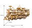 8 Kinds DIY Gear Drive Wooden Mechanical Model Building Kits Assembly Toy Gift