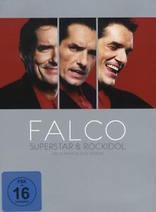 FALCO-Falco-Superstar-amp-rockidol-6-DVD-Set-NUOVO