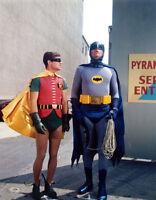 1966 Batman And Robin 14 X 11 Photo Print