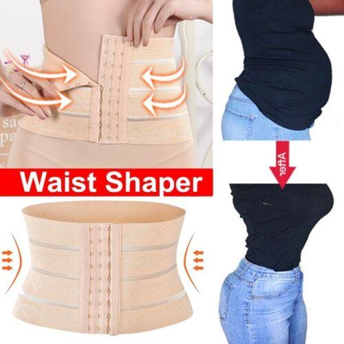 Women Waist Slimming Belt Waist Trainer Cinchers Corset Underbust Body Shaper