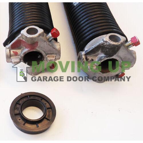 """Pair of 243 X 2/"""" X All Lengths Garage Door Torsion Springs"""