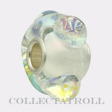 Authentic Trollbeads Dichroic Ice Bead Trollbead  62014 TGLBE-20049