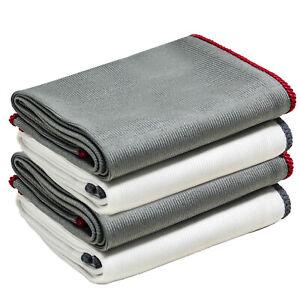 6-Packs-Premium-Grade-Glass-Cleaning-Cloths-Microfibre-Towel-Hotel-Bar-Towelogy