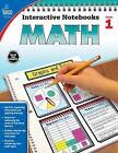 Math, Grade 1 by Carson Dellosa Publishing Company (Paperback / softback, 2015)