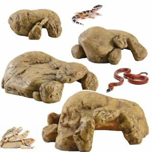 Exo Terra Reptile Hide Cave Natural Pebble Look Snake