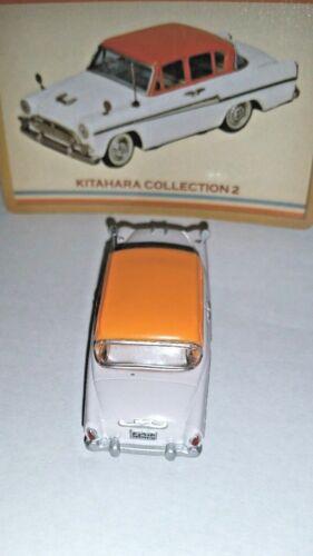 """TOYOPET CROWN CAR  #7 in /""""Kitahara Collection 2/"""" Mini VINYL replica Bandai 2003"""
