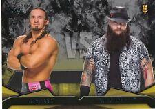 #18 NEVILLE vs BRAY WYATT 2016 Topps WWE Then Now Forever NXT RIVALRIES