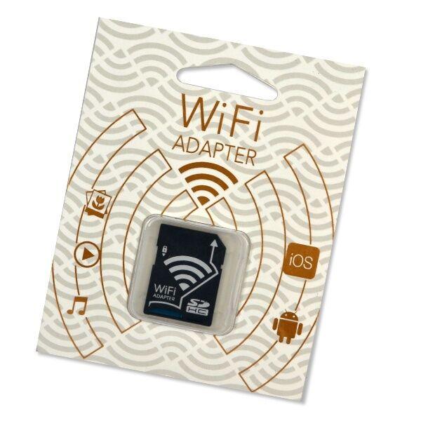 Wireless Wifi Tf Micro Sd Flash Card SDHC Memory Adattatore per Apple