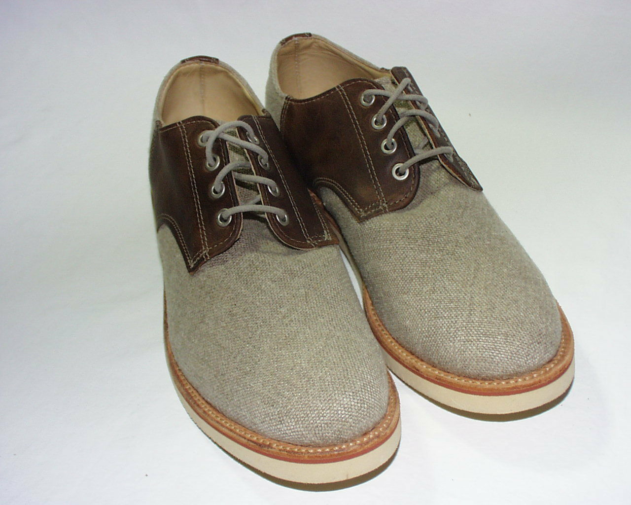 disegni esclusivi Walk-Over Joseph Joseph Joseph Saddle Oxford,Linen Leather Upper,Slate Natural Plainsman,9,New  in vendita