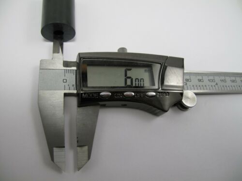 6 mm 20mm X W 60mm X L Boron Carbide Sandblasting Nozzle O