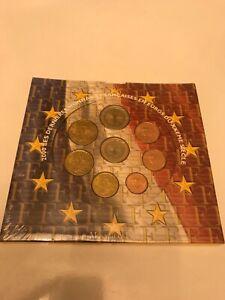 A saisir BU série 8 pièces FRANCE 2000 neuf emballé envoi inclus