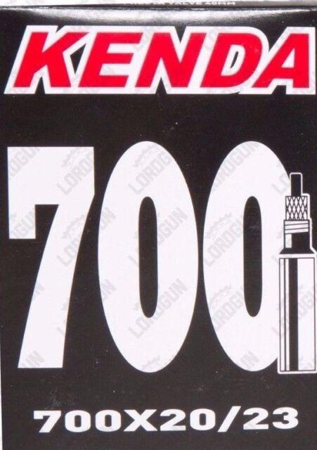 CAMERA D'ARIA BICI KENDA 700x20/23  80mm VALVOLA PRESTA