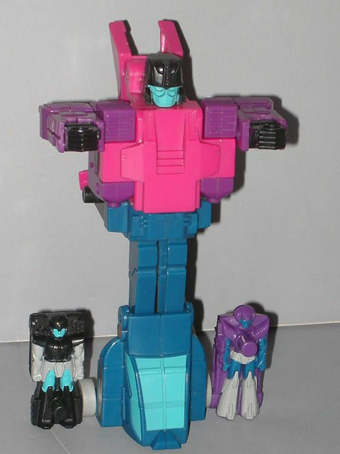 G1 TRANSFORMERS DECEPTICON TARGETMASTER SPINISTER COMPLETE LOT