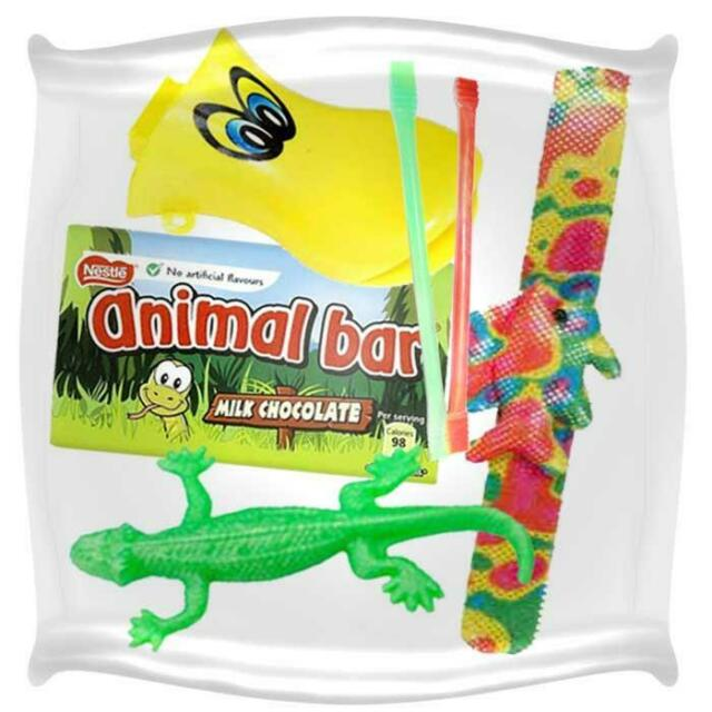 Safari Pre Filled Party Bags, Girls Filled Party Bags, Boys Party Bags
