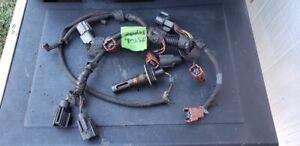 1988-1988 ford thunderbird turbo coupe injector wiring harness 2.3l turbo  motor | ebay  ebay