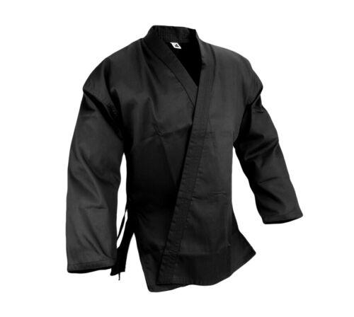 New Martial Arts Karate 7.5 oz Jacket Only Gi Uniform Light Weight  #0000~#10