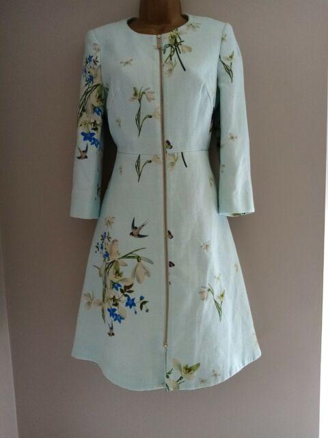 Ted Baker Dress Size 4 14 Uk For Sale Online Ebay
