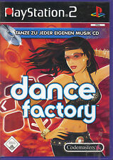 Dance Factory (PlayStation 2)