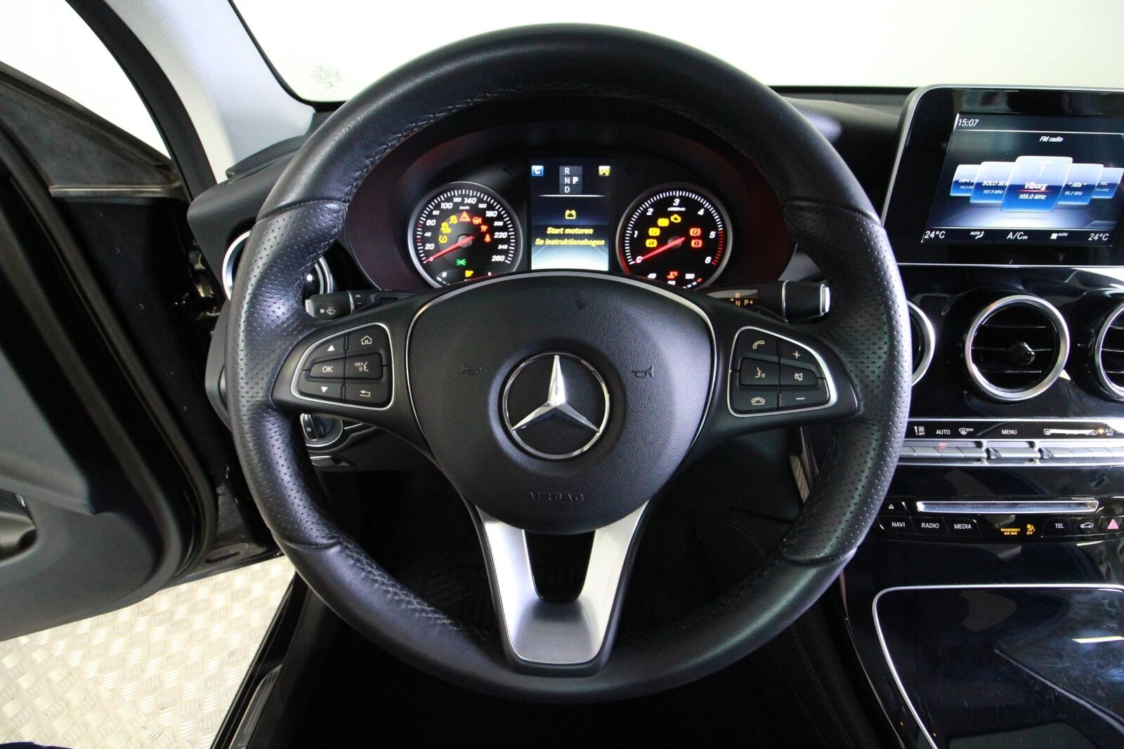Mercedes GLC350 d aut. 4Matic