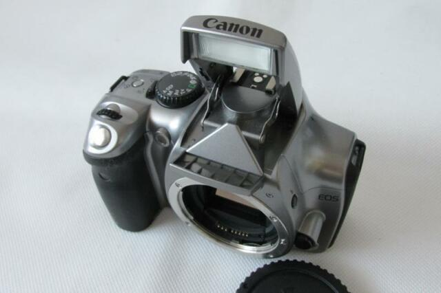 Canon EOS 300D Digital-SLR DSLR Camera Body Only - SILVER - CHEAP