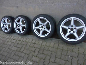 19-Zoll-Carrera-Sport-Classic-Winterraeder-Porsche-911-997-C4-4S-Rechn-inklMwSt