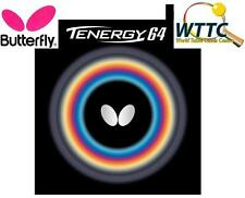 Butterfly Tenergy 64 Black 2.1mm Table Tennis Rubber
