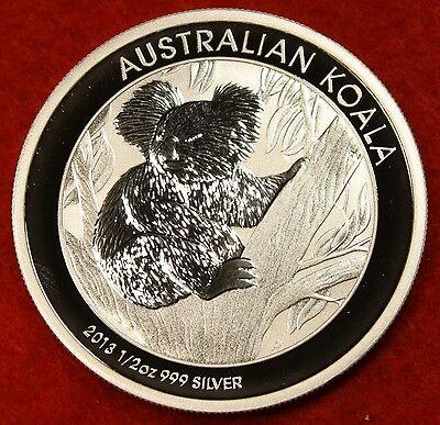 AUSTRALIA 2015 1 TROY OZ .999 FINE SILVER KOALA ROUND