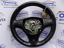 BMW E90 E91 M Sport Multifunction Leather Steering Wheel Napa 2B2C