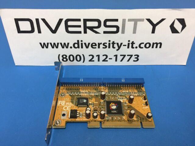 SIIG UltraATA 133 PCI Driver (2019)
