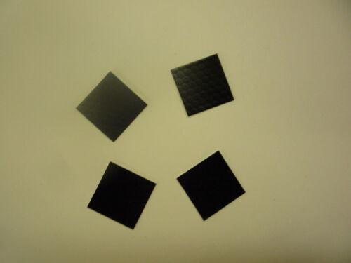 "4 MAGIC BLACK INFRARED 1/""X1/"" WITH Adhesive //3M BRAND SOLAS"