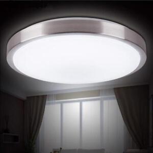 Decken Lampen Led Lampe Aluminum Holzrahmen Rand Innen Beleuchtung ...