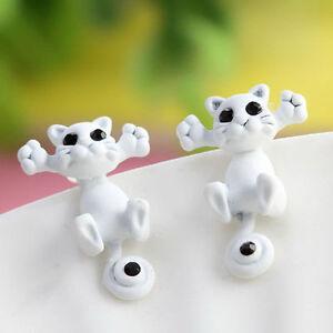 Kitten-Multiple-Color-New-Ear-Jewelry-Cat-Stud-Earrings-Women-Trendy-Charms-3-D