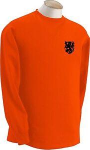 3ff97157b Image is loading Holland-Dutch-Netherlands-Football-Team-National-Jersey-T-