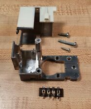 Thorens TD 166 MkII Turntable Audio Cable Wire Junction Plate & Cover