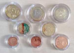 Monaco Kursmünze 2004 PP (sélectionnez sous: 1 centimes - 2 euros) seulement 14.999 exemplaires!