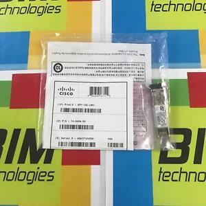 New-Sealed-Genuine-Cisco-SFP-10G-LRM-10GBASE-LRM-SFP-1310nm-220m-transceiver